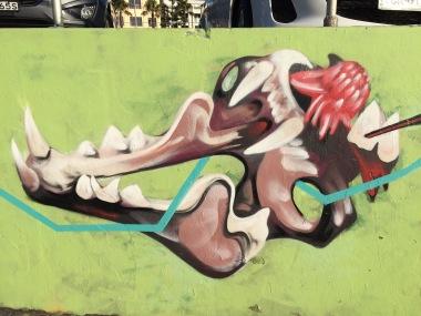 2015 - Apeseven - Hummingbird Skulls - Skull