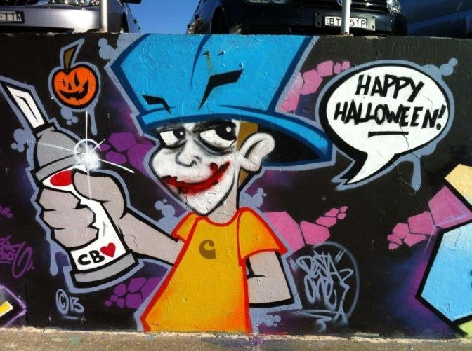2013 - Stay DestaOne Jiesk - Happy Halloween