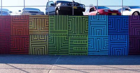 2015 Carl Cashman Stuart Sale Geometric Love