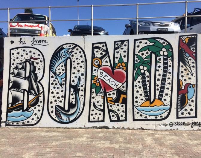 2015 - Hi From Bondi - Steen Jones