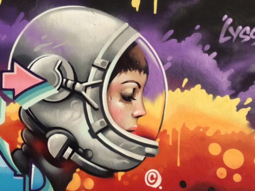 2015 – SpaceGirl