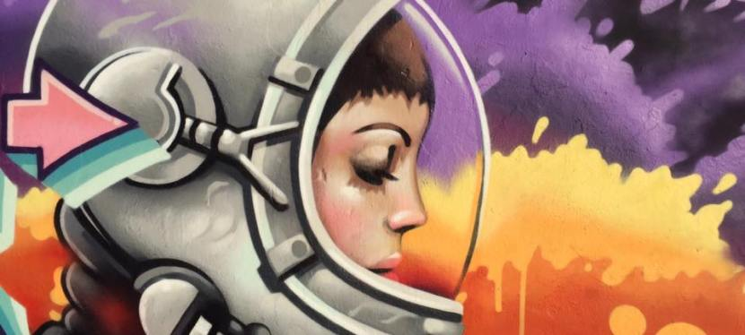 2015 – Space Girl
