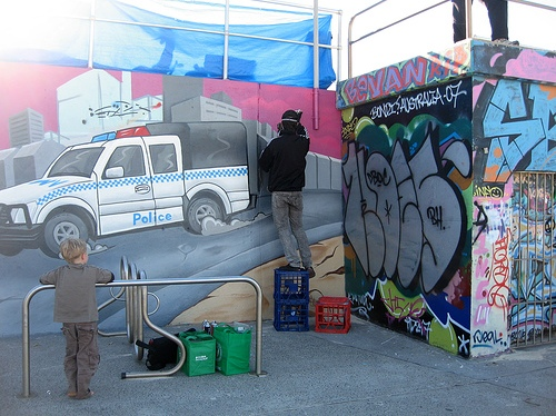 2007 – PoliceVan