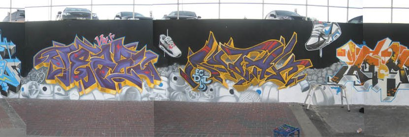 2008 – Sneakers Panel
