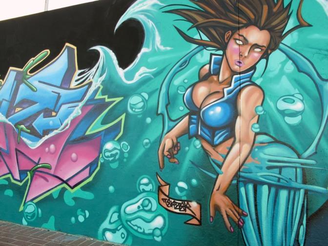 2010 - Mermaid - Teazer - Spice - closeup