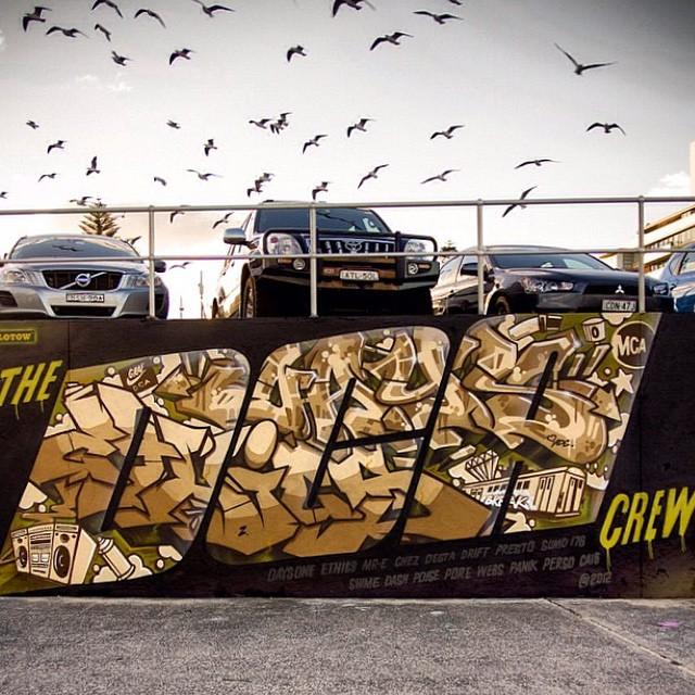 2012 – The DCACrew