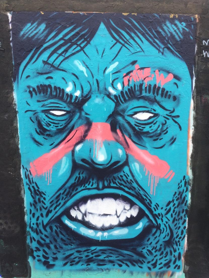 2017 – Zinced-up GrumpyMan