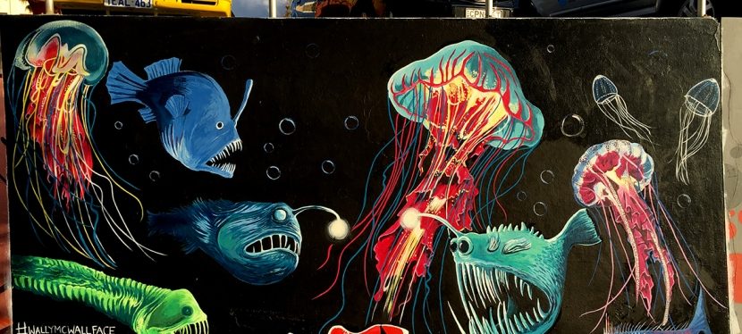 2017 – Deep Sea HorrorStory