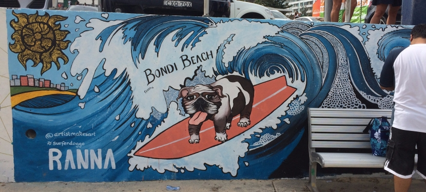 2016 – Surfer Doggo