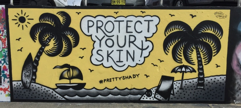 2017 – Protect Your Skin