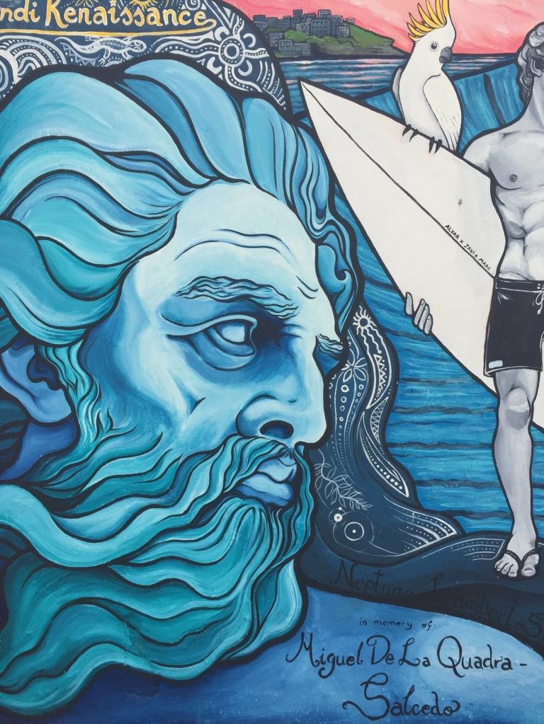 2017 - AlvarSqs - Bondi Renaissance - Poseidon