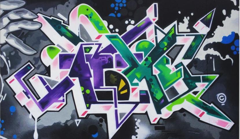 2015 – Purple and Green Sprays, SummerDays