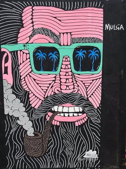 2017 - Mulga - Portrait