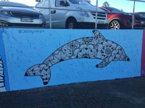 2017 - Cassidy Dillon - Douglas the Dolphin