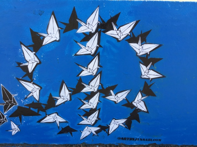 2017 - A Wish for Peace - Jenna YoNa Bloom