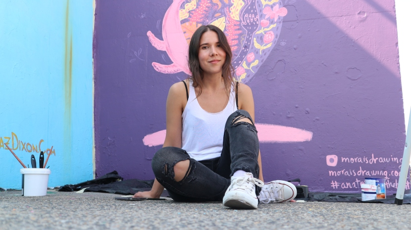 Angelica Mora