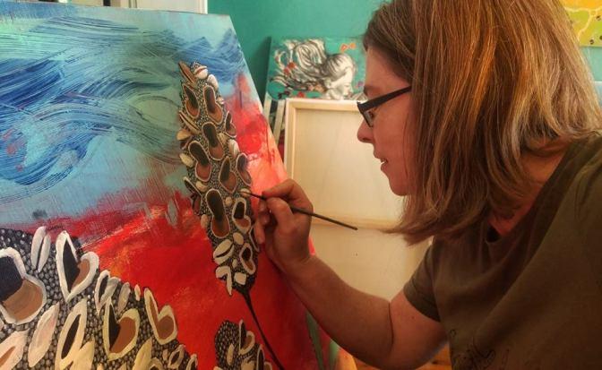 2017 - Joanne Stead - Artist Image