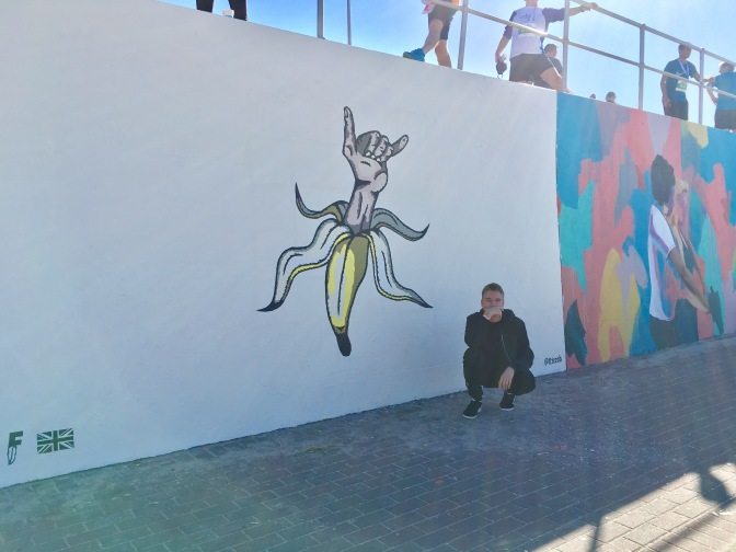 2017 - Friezah - with artist