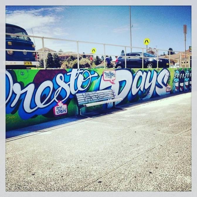 2013 - Presto Days - Luke Presto - DaysOne