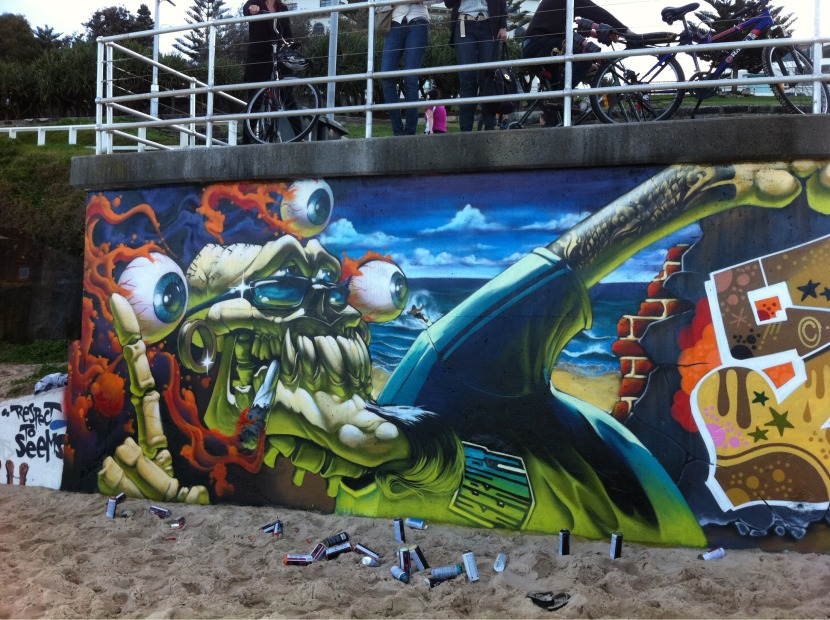 2012 – BeachZombie