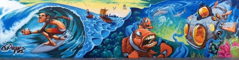2013 - Peque Vrs - Surfing Nemo