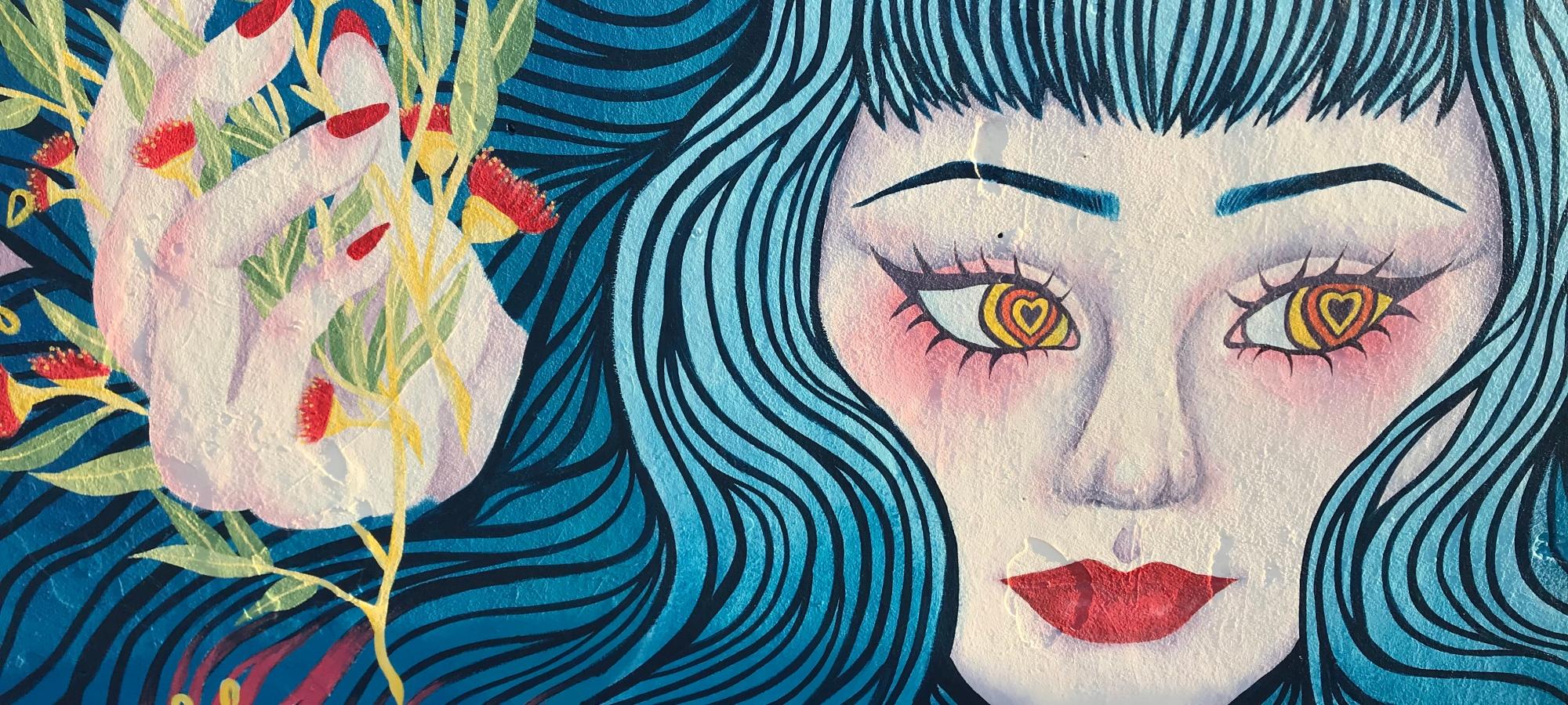2019 - Eucalyptus Goddess - Chalida McKelvie